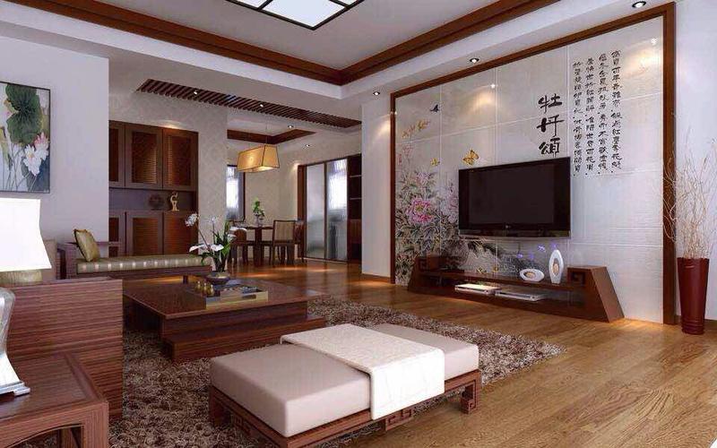 邵阳中式风格装修设计-中式