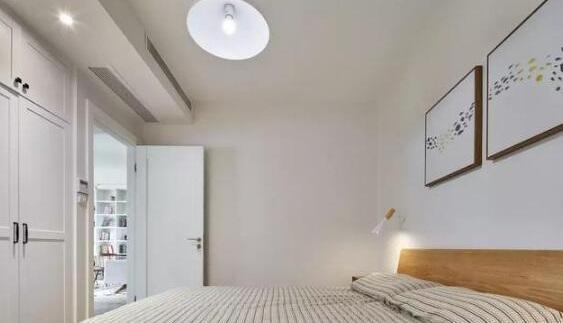 89m2的新房,要简约舒适就这样装修