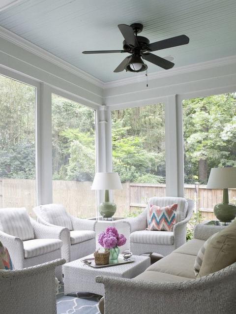 装修风水学禁忌之客厅天花板装修注意事项