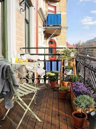 客厅阳台怎样装修才能好看又实用
