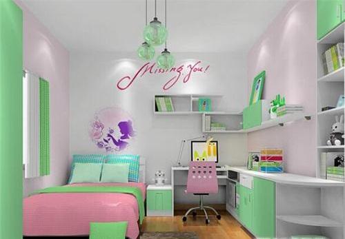 女孩喜欢哪些卧室装修风格?