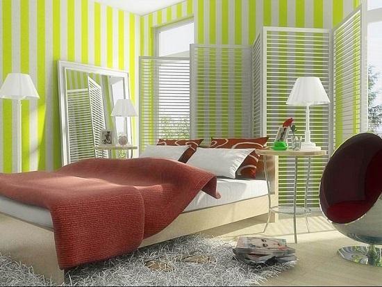 家居壁纸应该怎样贴?有什么技巧?