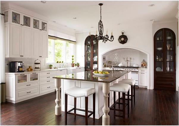 厨房吧台设计 美观又大气