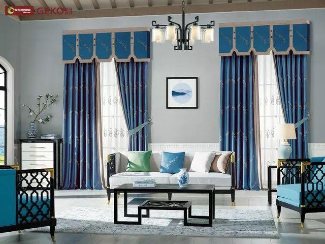 窗帘和墙布的搭配有哪些小技巧?
