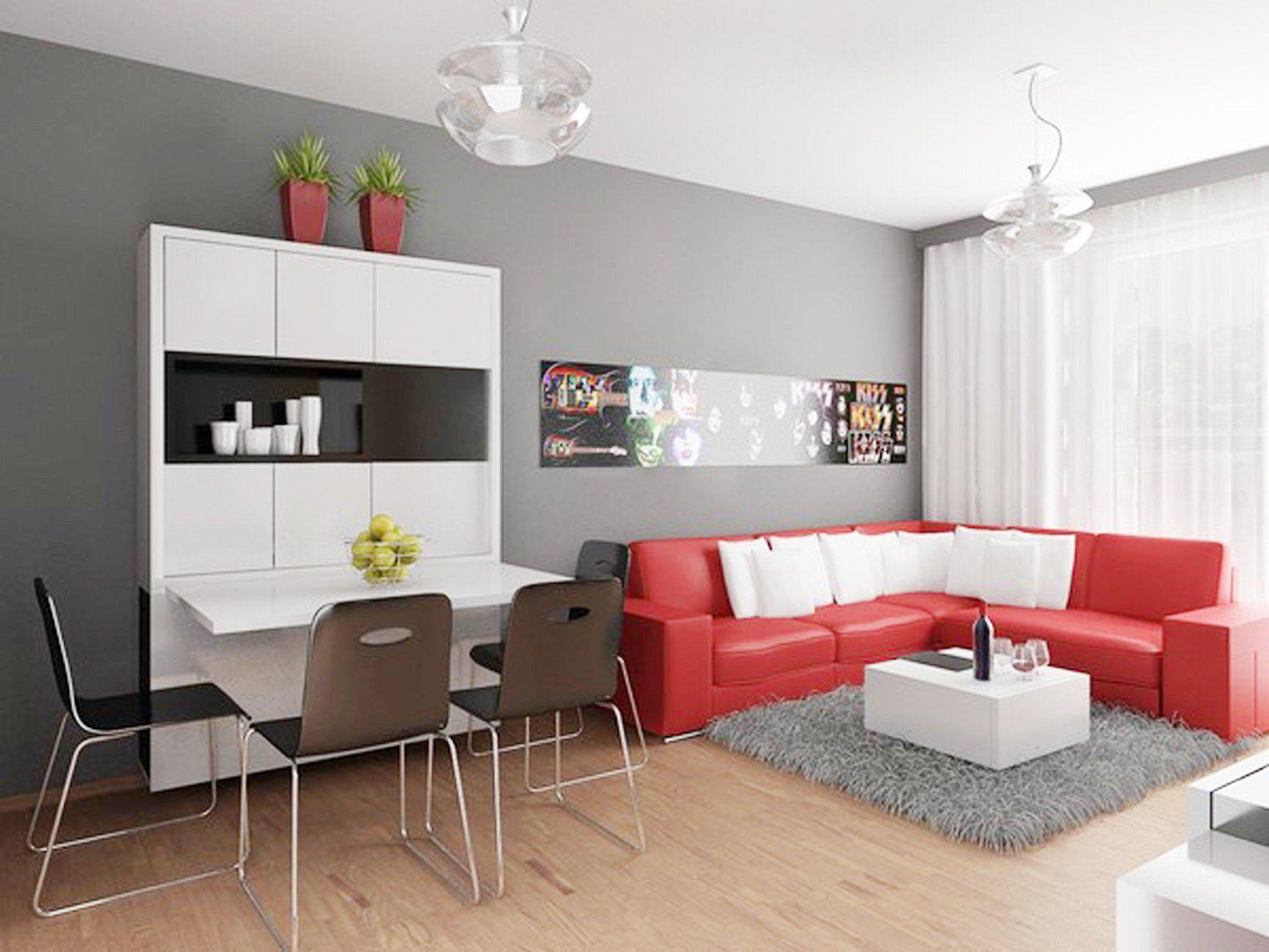 小户型客厅应该怎样装修?
