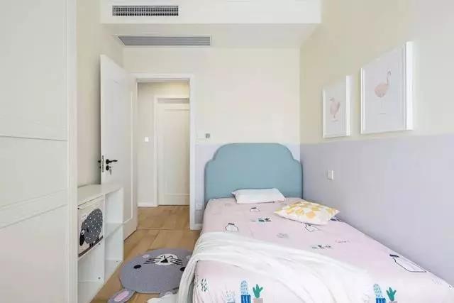 90�O装修成4室2厅可行吗?不仅可行还不拥挤!