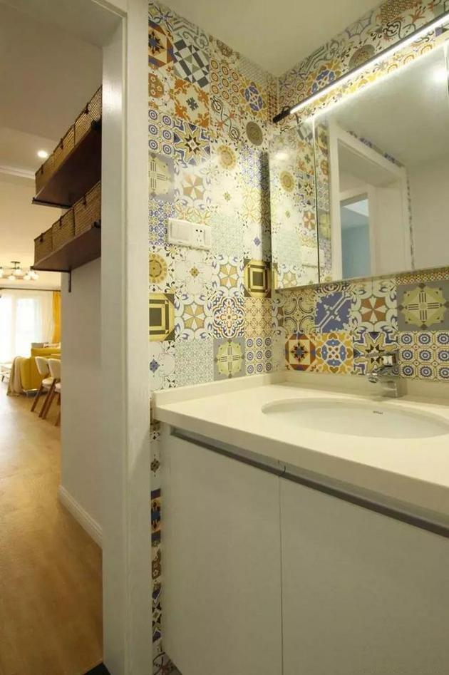 暖色调北欧风装修 成就温暖舒适的家!