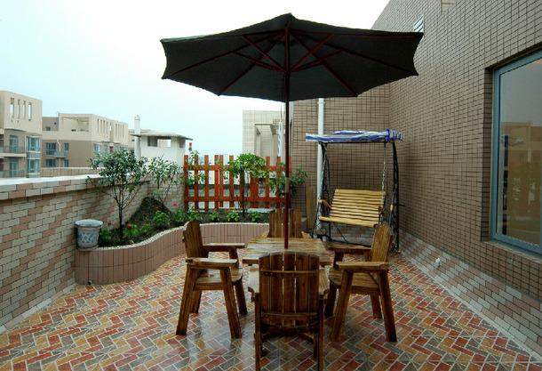 阳台装修丨露天阳台装修注意事项