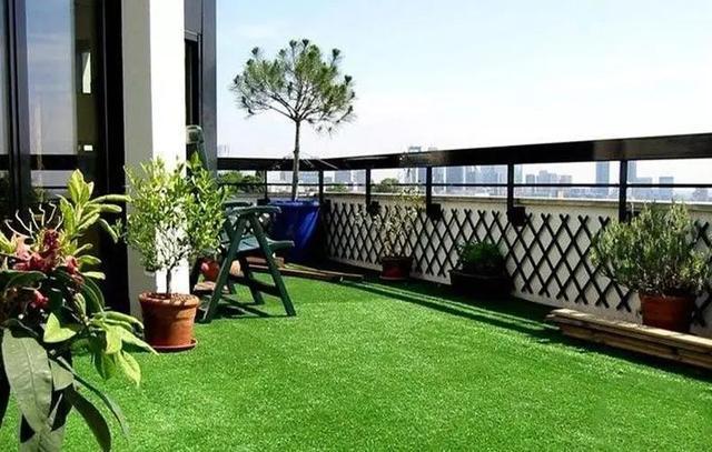 阳台装修丨花园阳台设计要点