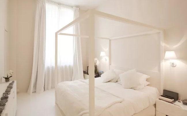 室内装修用白色调 打造温润的家居环境
