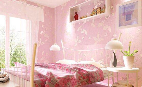 长沙装饰丨墙纸脏了应该怎么清洁?
