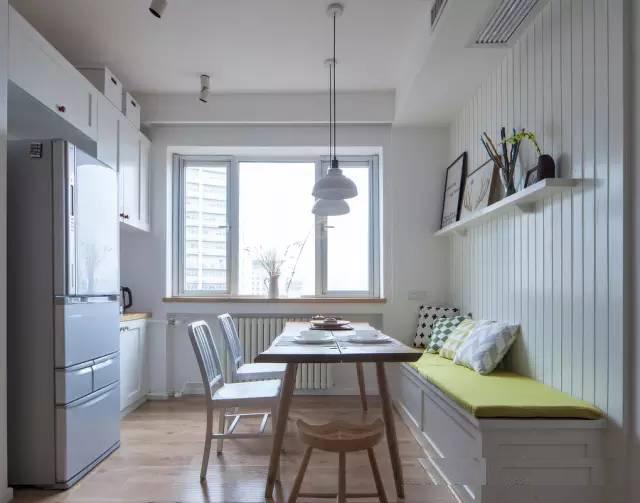 小户型如何合理利用空间装修餐厅?