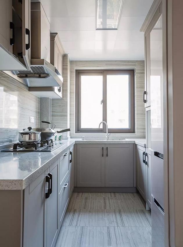 130�O法式混搭风格装修 低调优雅有质感!