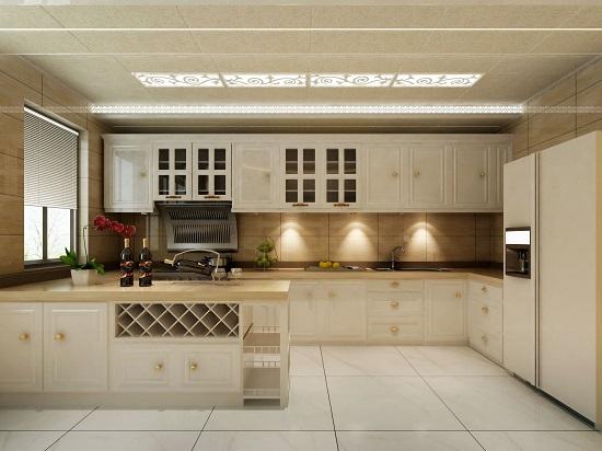 长沙装修丨整体厨卫吊顶的选购方式及安装注意事项