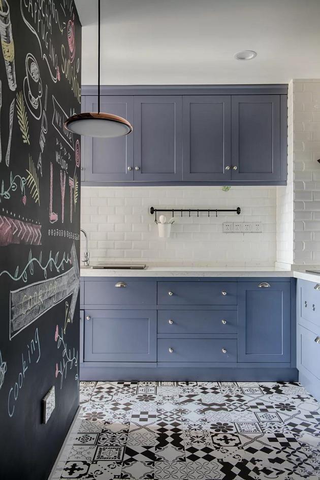 65�O北欧风格装修效果图 文化砖设计清新自然有情调!