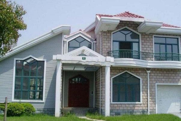 自建房外墙瓷砖怎么搭配比较好看?