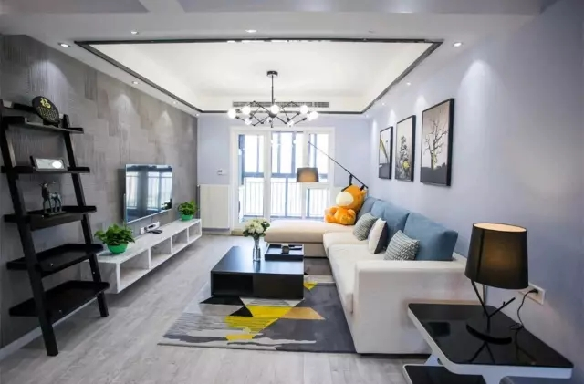 长沙装修丨现代简约装修颜色搭配及注意事项