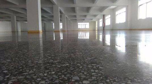 什么是水泥地面固化抛光?固化抛光的好处是什么?
