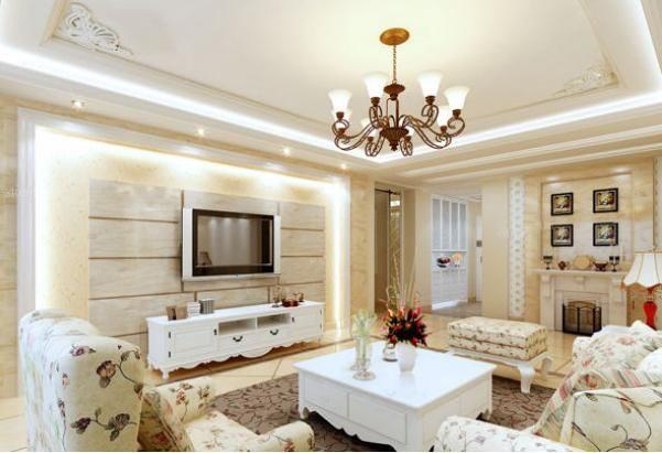 混搭风格客厅如何装修?四款客厅效果图告诉你!