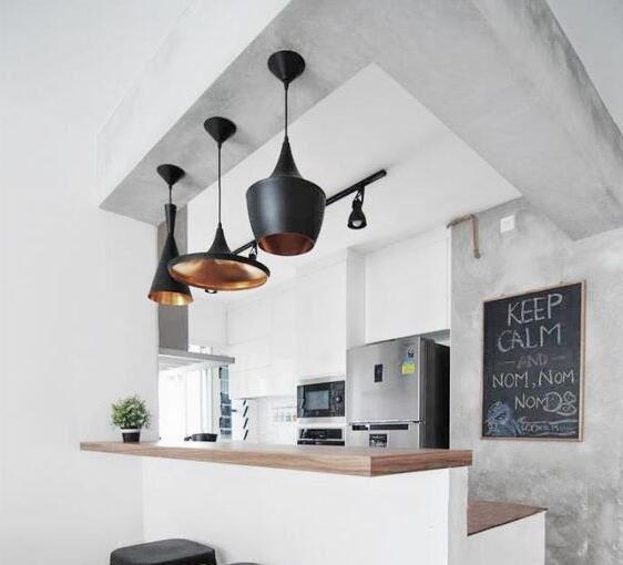 小厨房怎么变大厨房?这些软装技巧赶紧学起来!