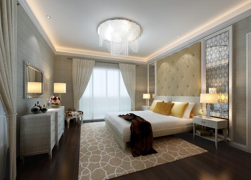 长沙装修公司丨卧室装修有哪些装修细节?