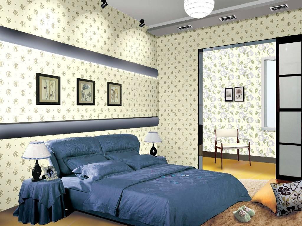 长沙装修丨卧室壁纸挑选的注意事项有哪些?