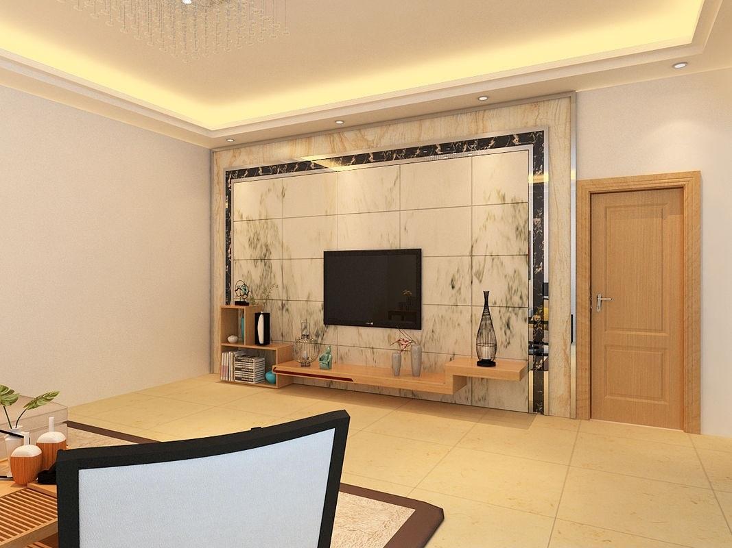 长沙装修公司丨电视背景墙种类及装修注意事项