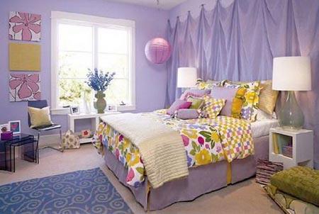 儿童房背景墙设计原则以及色彩搭配有哪些?