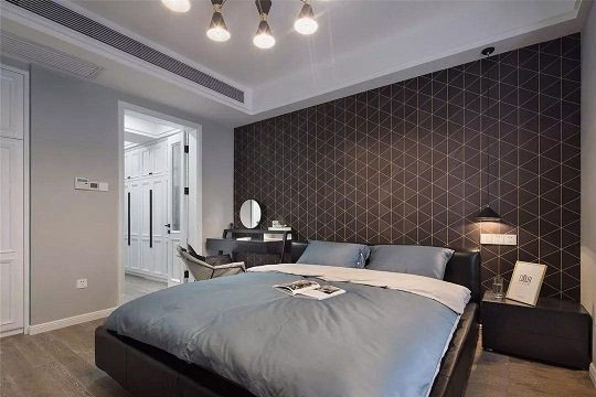 170平北欧风格装修 浅灰色基调打造柔和生动的家!