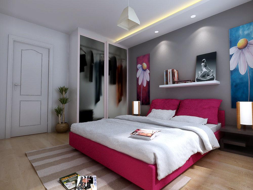长沙装修公司丨两室两厅装修有什么技巧?
