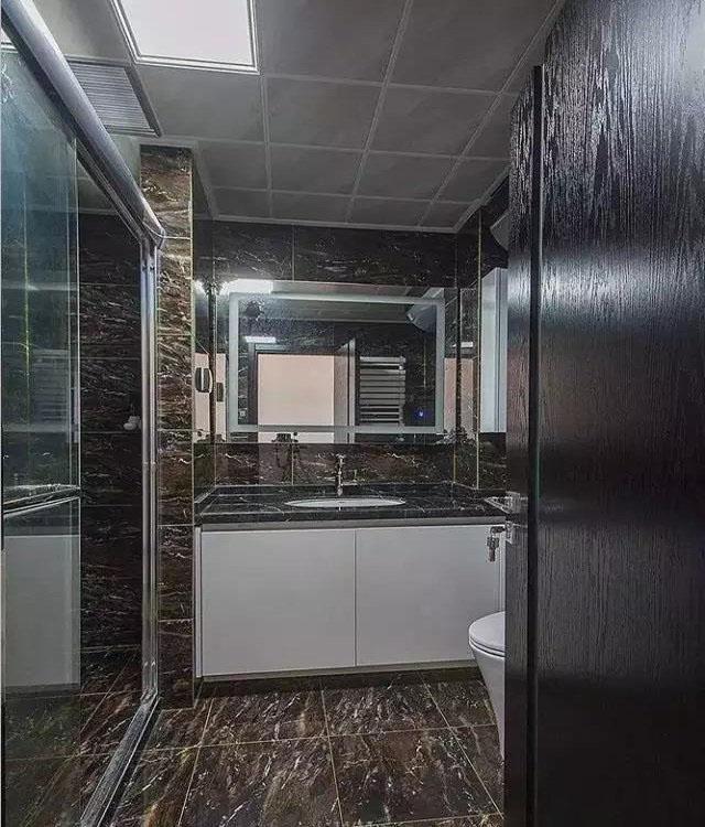 93�O两室两厅装修 现代简约风格实用又美观!