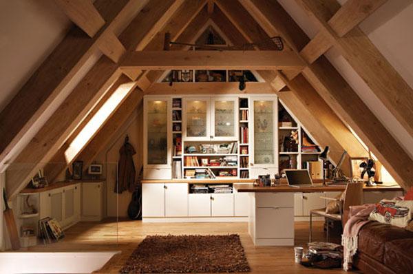 别墅的阁楼装修有哪些注意事项?