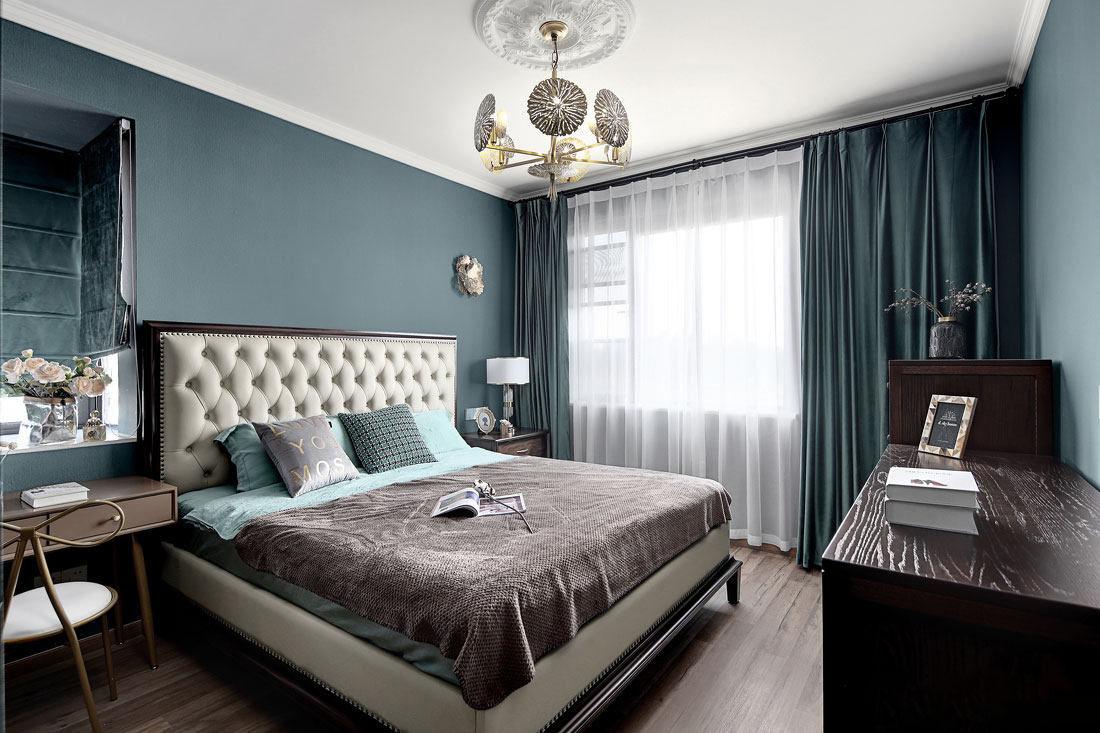 125平现代简约风格装修 简洁又大气的家!