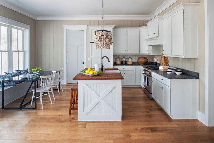 厨房装修风格应该选开放式还是封闭式?