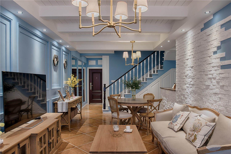 80�O小复式三室两厅装修 北欧风格自然又亲和 !