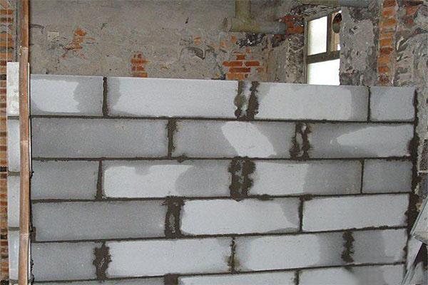砌砖隔墙如何施工?有哪些注意事项?