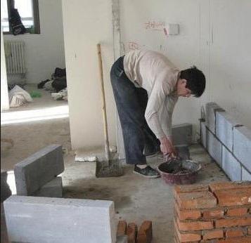 泥瓦工程施工需要注意哪些事项?
