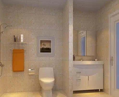 卫生间装修干湿分离好不好?有什么好处?