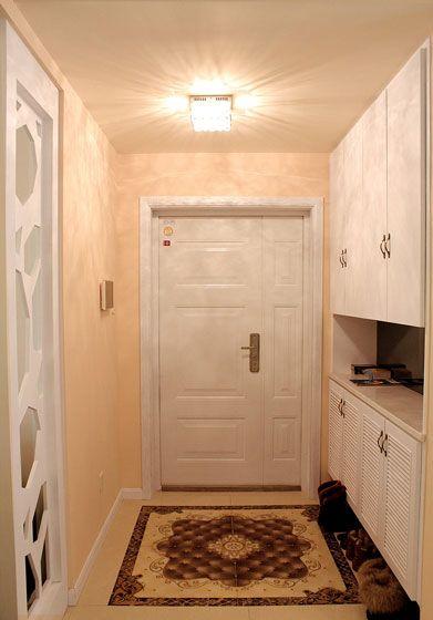 长沙家装公司丨家庭装修中玄关装修材料有哪些?