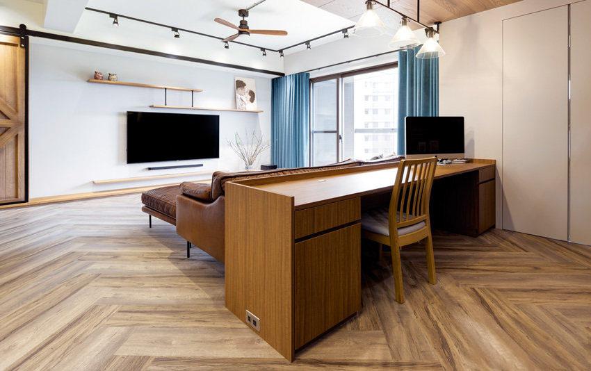 一屋四风格 125�O经典又别致的混搭风格新房装修!