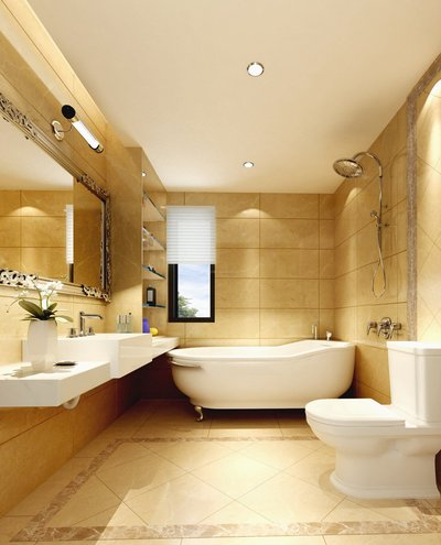 长沙家装公司丨卫生间装修应该如何选择瓷砖?