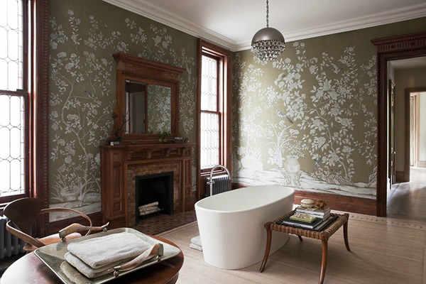 长沙装饰丨家居壁纸应该怎么贴才好看?