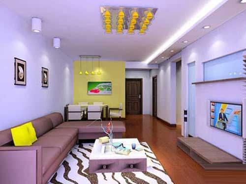 长沙装修丨小户型客厅应该如何设计?