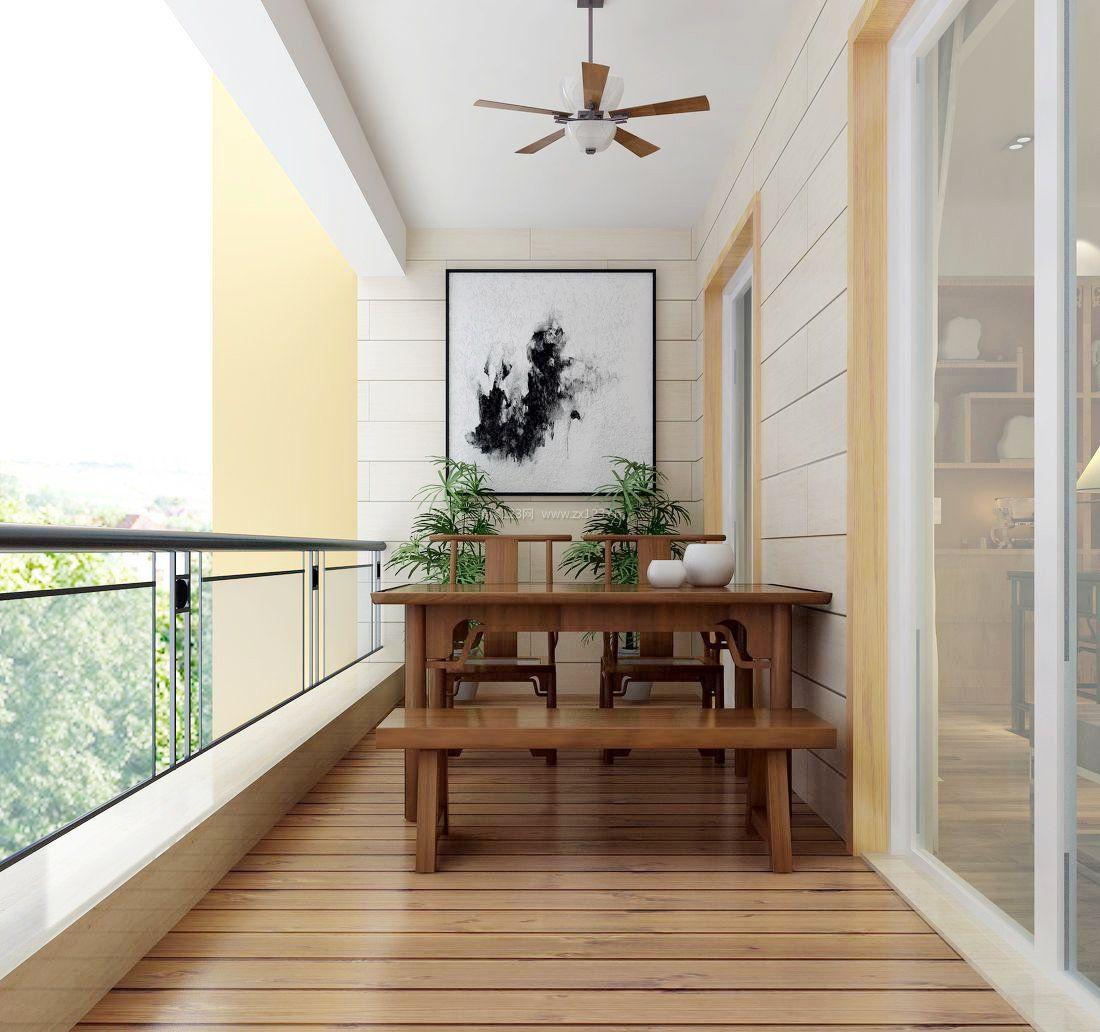 长沙家装丨阳台装修有哪些地方需要注意?