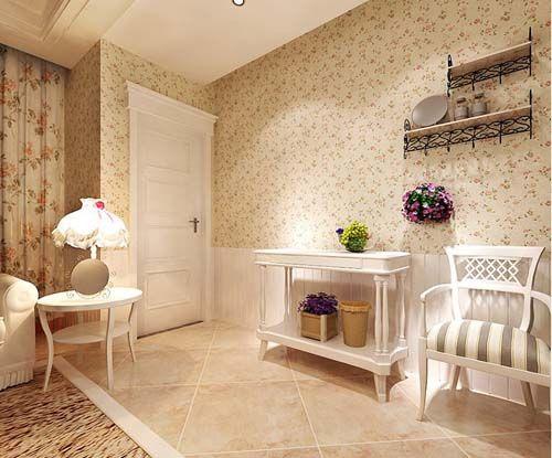 长沙装饰公司丨客厅墙纸颜色应该怎么搭配?