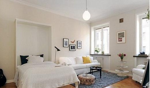 长沙装饰公司丨小户型装修如何利用空间?有哪些技巧?