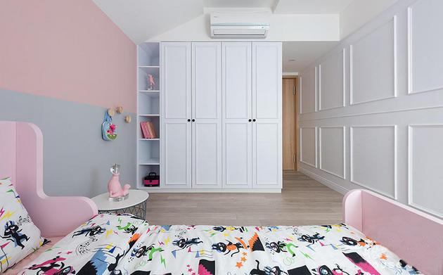 60�O小户型挤出三室两厅 北欧风格小家温暖又舒适!