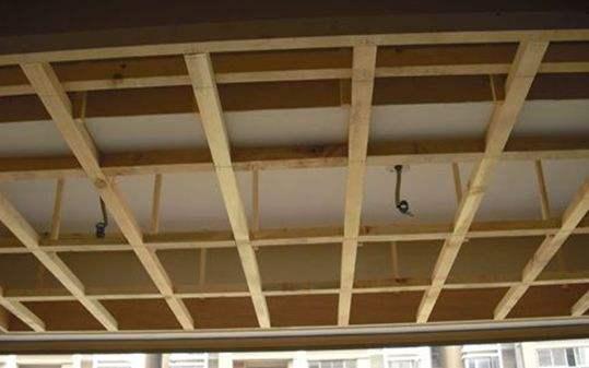 吊顶装修中的龙骨应该如何验收?