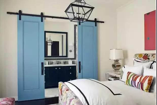 卧室隔断这样设计 一室变两室 好看又实用!