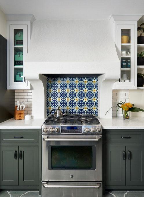长沙家装丨地中海风格厨房应该如何装修?